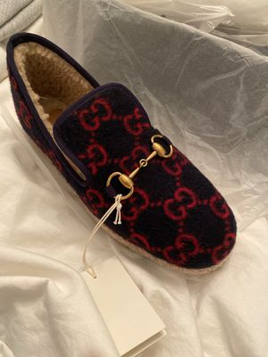 Gucci Wool Loafers for Sale in Queens, NY