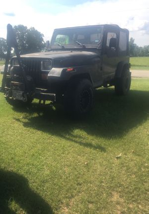 1995 Jeep Wrangler for Sale in Liberty, TX