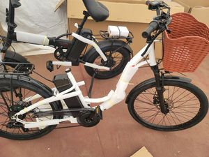 Electric Bike Cruiser 500w Ebike for Sale in Montclair, CA