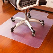 Mysuntown Office Chair Mat for Hardwood Floor, Home Office Floor Protectors for Sale in Ontario, CA