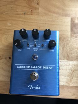 Fender Delay Pedal And Boss Distortion  for Sale in Sacramento, CA