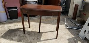 Small Antique home office desk $150 (good condition) for Sale in Houston, TX