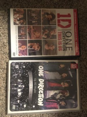 one direction movies for Sale in East Wenatchee, WA
