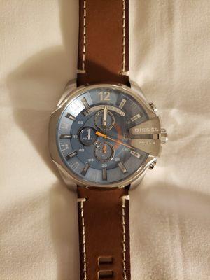 Diesal Gear Timepiece for Sale in Maple Valley, WA