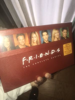 """""""Friends"""" The Complete Series on DVD Box Set Collectors Item for Sale in North Miami Beach, FL"""