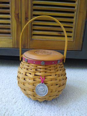 Longaberger Rose Parade Collectors Basket for Sale in Chandler, AZ