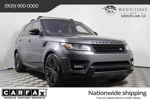 2017 Land Rover Range Rover Sport for Sale in Montclair, CA