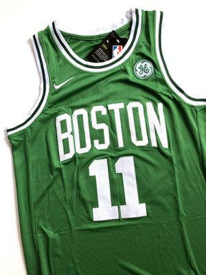 Kyrie Irving 2018-19 Boston Celtics Jersey (Green) - Mens M for Sale in Los Angeles, CA