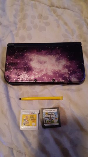 Nintendo 3ds galaxy XL for Sale in Duncanville, TX