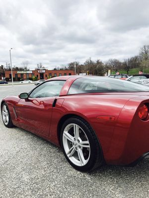 2008 CHEVY CORVETTE 6 SPEED MANUAL FINANCING AVAILABLE for Sale in Catonsville, MD