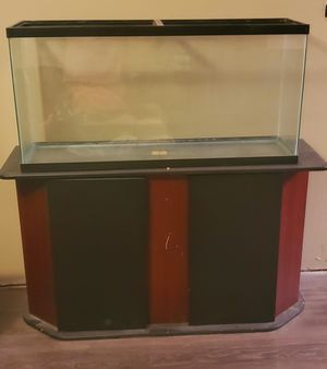Fish Tank + Stand for Sale in Milton, FL