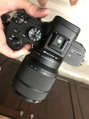 Sony A7iii Mirroless Camera w 28-70mm lens A73 for Sale in San Francisco, CA
