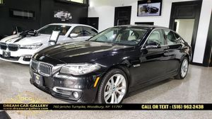 2014 BMW 5 Series for Sale in Woodbury, NY