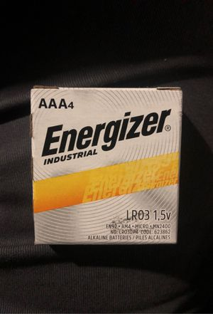 Energizer batteries for Sale in Raleigh, NC