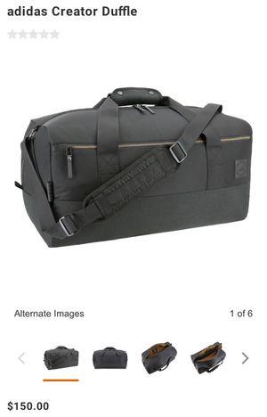 """Adidas """"Creator"""" Duffel Bag for Sale in Portland, OR"""