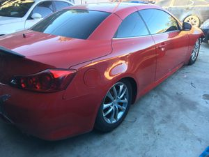 Infiniti G37 for parts for Sale in Los Angeles, CA