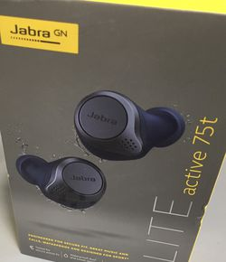 Jabra Active 75t Wireless Earbuds for Sale in Los Angeles,  CA