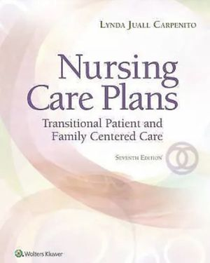 Nursing Care Plans by Lynda J. Carpenito (2017, Paperback, Revised) for Sale in Tampa, FL