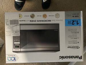 Panasonic 1200 W Microwave for Sale in Nashville, TN