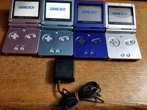 Nintendo Gameboy Advance SP Systems for Sale in Phoenix, AZ