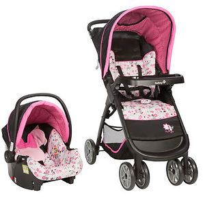 Minnie Mouse stroller & infant car seat for Sale in Phoenix, AZ