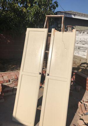 Vintage cabinet doors for Sale in Anaheim, CA