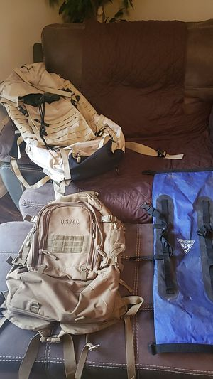 Camp or hiking backpacks for Sale in Porter, TX
