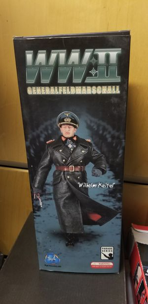 DID German general 1:6 scale figure for Sale in Compton, CA
