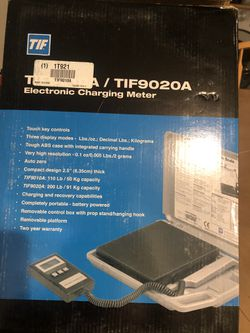 Digital scale to weight Freon for Sale in Mesquite,  TX