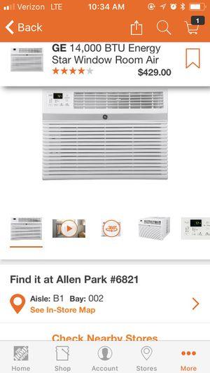 Brand new Air Conditioner for Sale in Dearborn, MI
