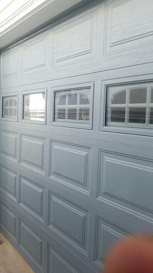 Garage door, Lift Master, 8 feet for Sale in Warrenton, VA