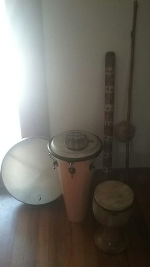 Various world percussion, drums for Sale in Austin, TX