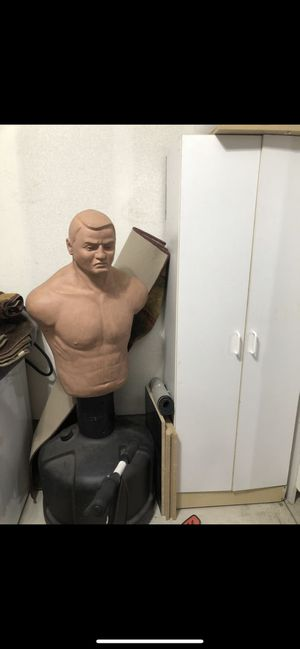 Human shape Punching bag for Sale in Vancouver, WA