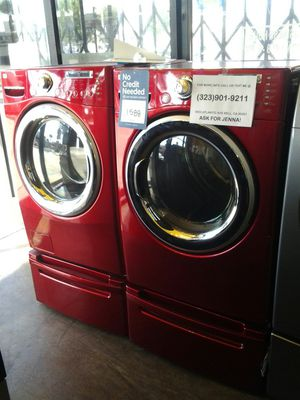 Washer and dryer for Sale in Windsor Hills, CA