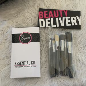Sigma Beauty Essential Brush Set for Sale in Las Vegas, NV