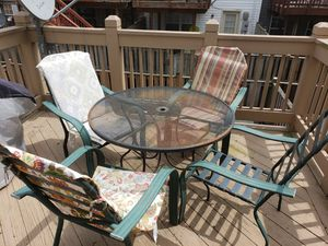 4 Patio Chairs for sale for Sale in Bristow, VA