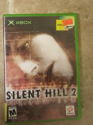 PS1 XBOX GAMES - SILENT HILL + SILENT HILL 2 + BLOODRAYNE 2 for Sale in Fairfax, VA