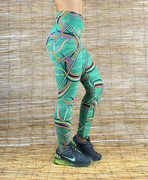 Yoga Gym Pilates CrossFit Running Zumba dance workout Training Leggings active wear apparel for Sale in Lawrenceville, GA