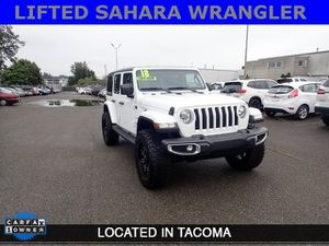 2018 Jeep Wrangler Unlimited for Sale in Tacoma, WA