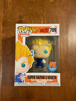 Super Saiyan 2 Vegeta PX exclusive Funko pop for Sale in City of Industry, CA