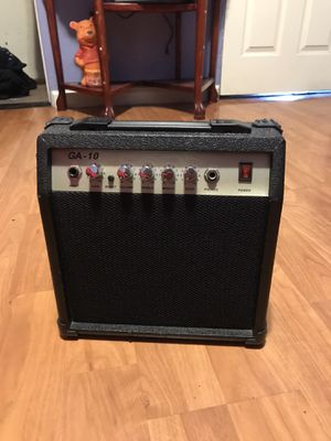 Guitar amplifier for Sale in Redwood City, CA