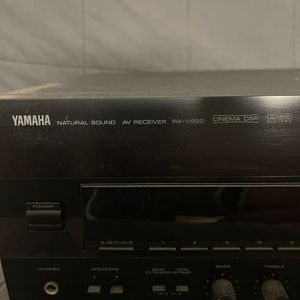 Yamaha RX-V992 5.1 Receiver for Sale in San Jose, CA