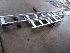 Dirt bike ramp hitch or motorcycle hitch for Sale in Houston, TX