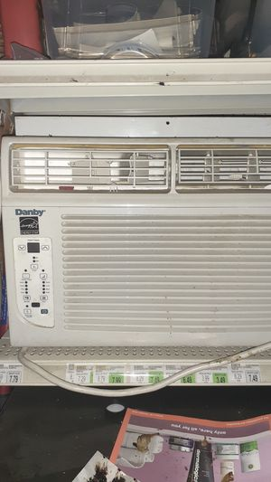 Danby portable AC unit. Good condition for Sale in Moreno Valley, CA