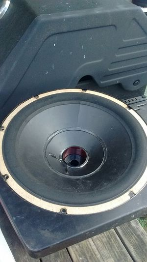12 inch subwoofer for Sale in Lake Alfred, FL