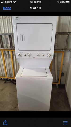 Kenmore washer dryer stacked gas for Sale in Inglewood, CA