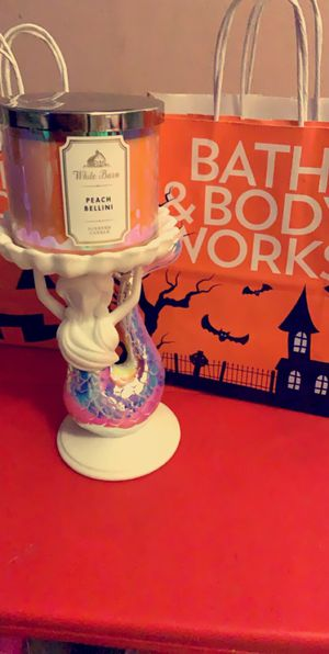 Bath and Bodyworks candle holder for Sale in La Puente, CA
