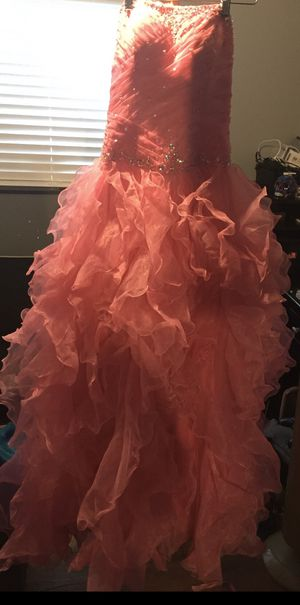 Pink prom dress for Sale in West Valley City, UT