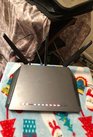 Netgear Nighthawk Router for Sale in San Antonio, TX