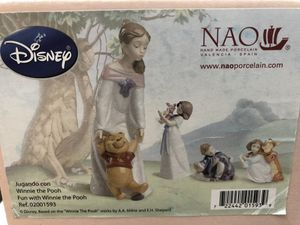 NAO Disney Fun with Winnie the Pooh for Sale in Rancho Santa Margarita, CA